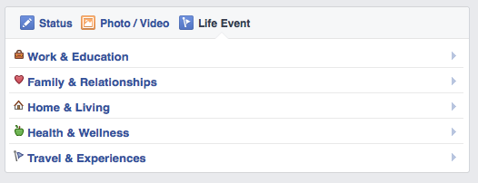 Facebook profile create life event 2015-09-20.png