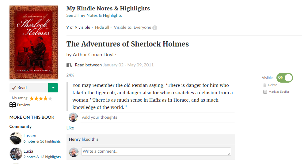 Goodreads highlights for a particular book.PNG