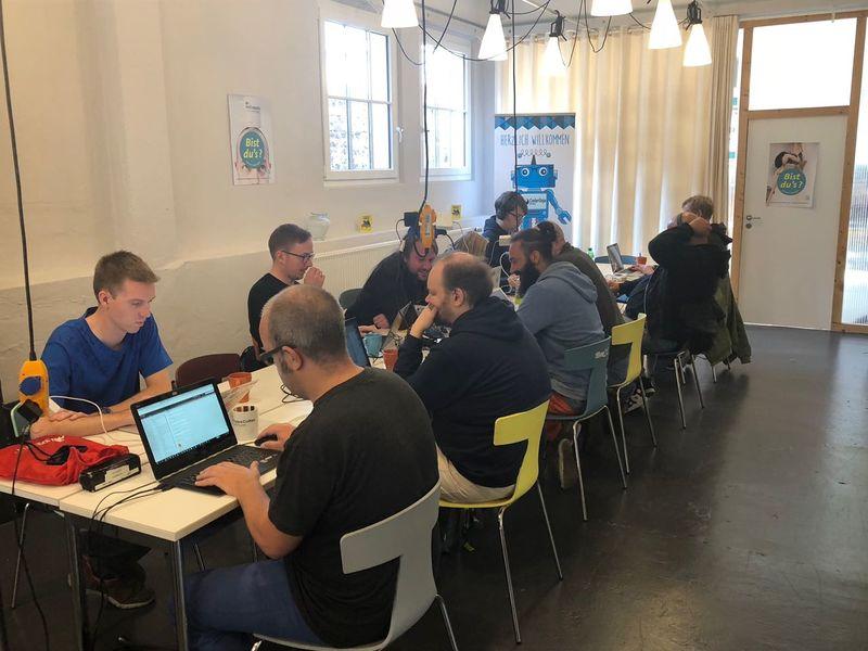IndieWebCamp Nuremberg 2018 hackday 2