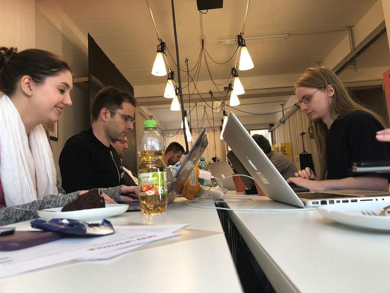 IndieWebCamp Nuremberg 2018 hackday
